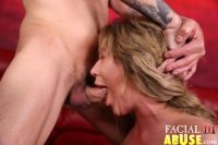 Facial Abuse The Bimbo Files