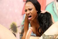 Ghetto Gaggers Harmony Rose 2