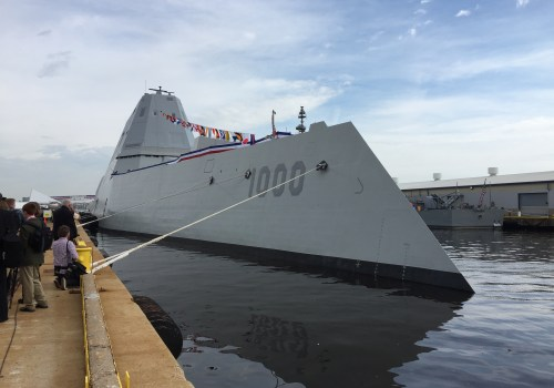 Keep Investing in Zumwalt
