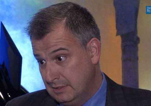 Lockheed Martin's Mang on LRASM's Place in US Navy's Competition to Up Combat Firepower