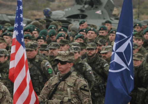 Atlantic Council's 'NATO and Trump: A Case for a New Transatlantic Bargain'