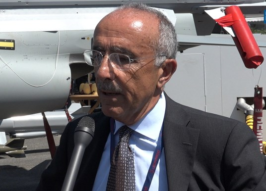 Leonardo's Bagnato: France Should Be Part of Europe's Next Combat Aircraft Program