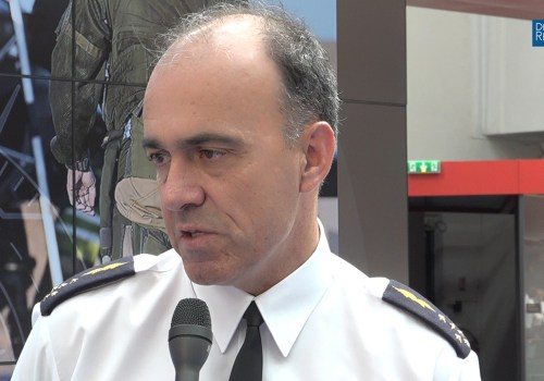 French Air Force Chief on Priorities, Sustaining Global Operations