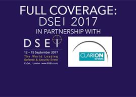 COMPLETE COVERAGE: DSEI 2017