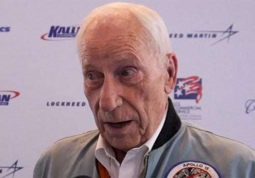 Apollo 15 Astronaut Worden: STEM 'is the Future of the Human Race'