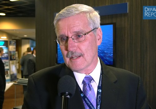 Northrop Grumman's Knowles on Surface Warfare Package for US Navy