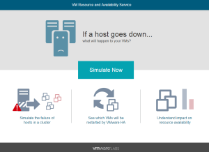 VM Resource and Availability Service VM Resource and Availability Service 01