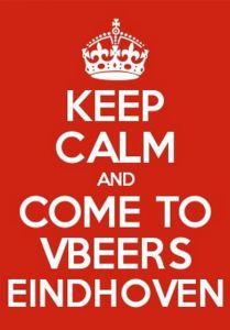 vBeers Eindhoven Keep Calm