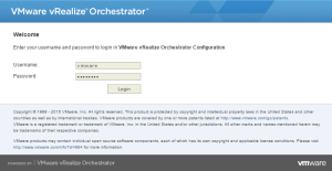 Install and configure vRealize Orchestrator 6 - 02