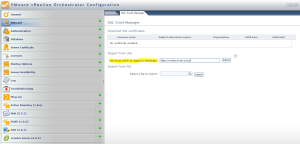 Install and configure vRealize Orchestrator 6 - 04