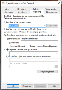 test sql server connectivity 01