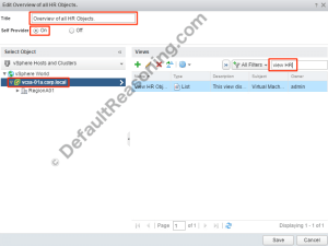 view based on vSphere tags – 07
