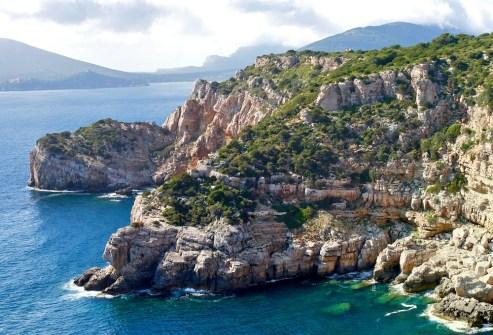 Punta Giglio, Sardaigne, Sardinia, Sardegna