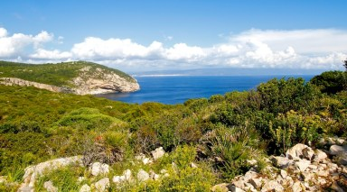 Parc régional de Porto Conte, Alghero, Punta Giglio, Sardaigne, Sardinia, Sardegna