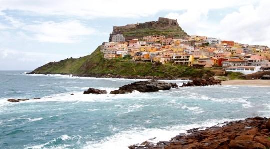 Castelsardo, Sardaigne, Sardinia, Sardegna