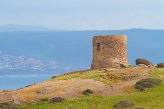 Tour aragonaise, Sardaigne, Sardinia, Sardegna