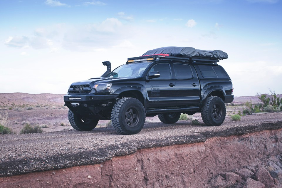 Overland Tacoma Build [ Bug Out Vehicle ] - Defconbrix