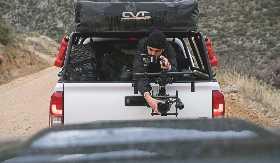 Rotiform SIX-OR toyota tacoma filmbase