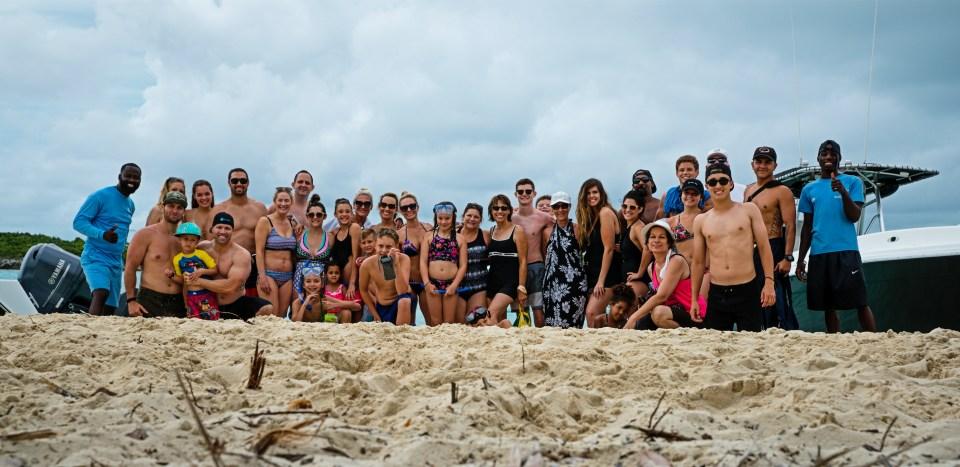 Bahamas. Atlantis Resort. Family Vacation.