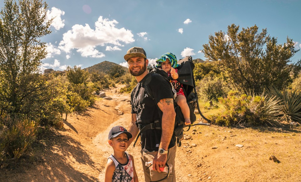 Gold King Mansion | Arizona | Defconbrix | On some Adventure | Dad Vibes