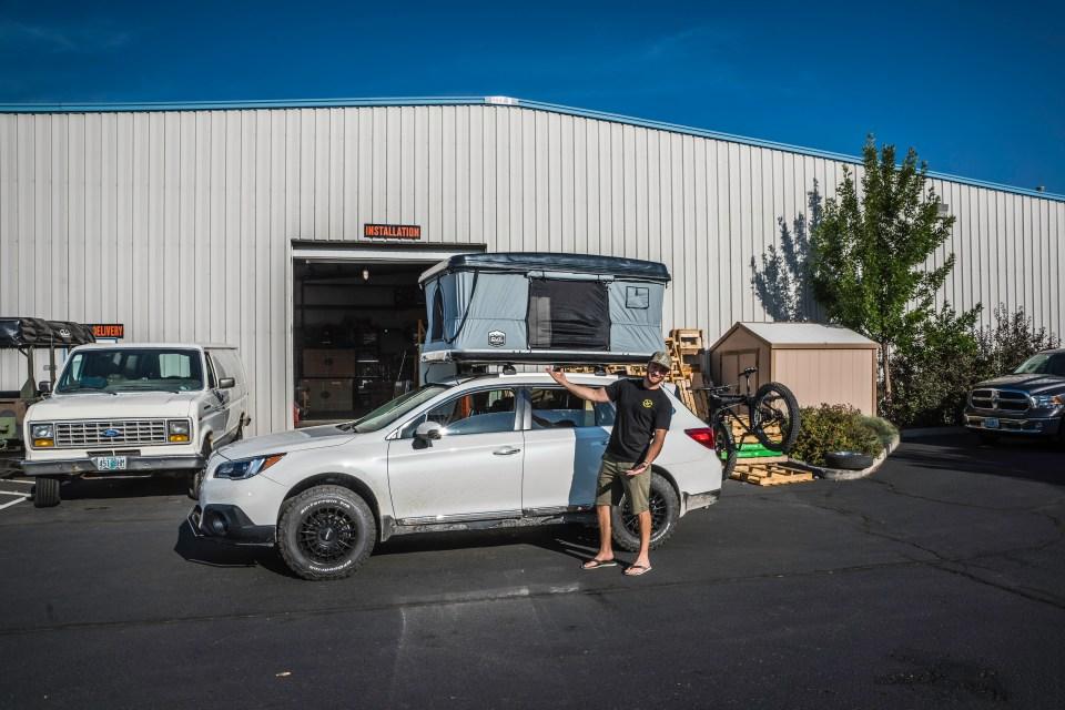 Subaru Baja 2018 >> Subaru Outback Adventure Build | onsomeadventure | defconbrix