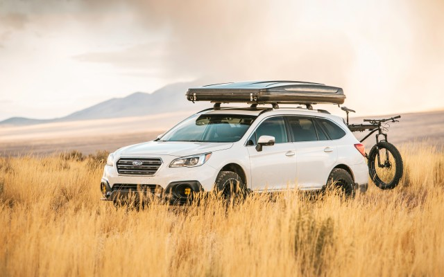 Subaru Outback Adventure Build