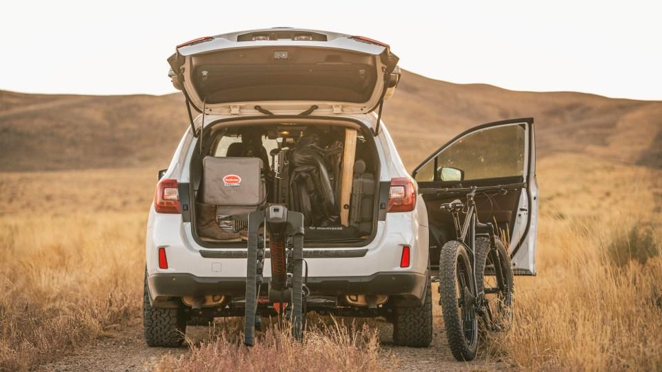 Subaru Outback Adventure Build