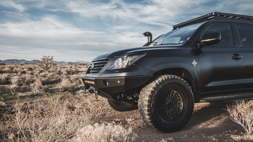 Lexus LX570, overland, landcruiser, 200 series, adventuremobile, cbi offroad