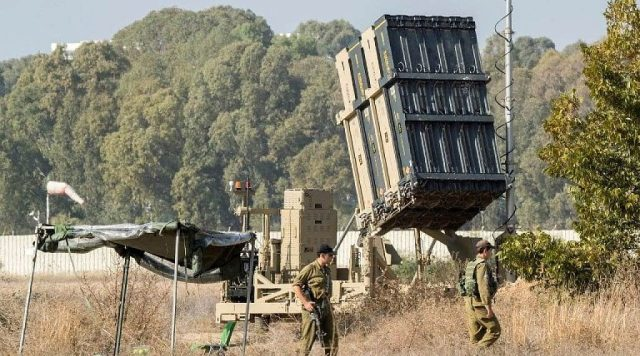 U.S. Army will acquire Israel's Iron Dome air defense systems