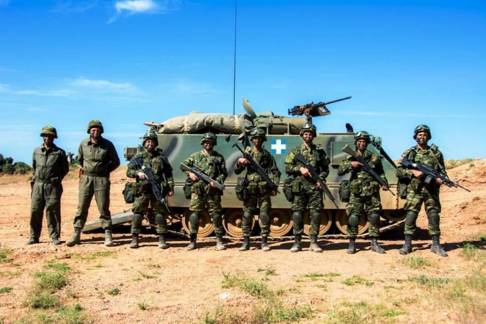 Αποτέλεσμα εικόνας για Μια υπέροχη πρωτοβουλία εκπαίδευσης για τις μονάδες Πεζικού