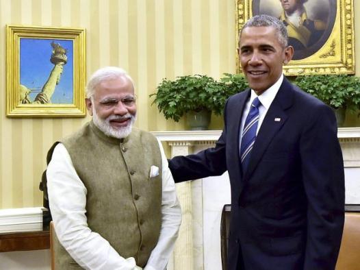 Modi-Obama meeting