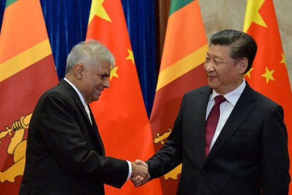 china and srilanka