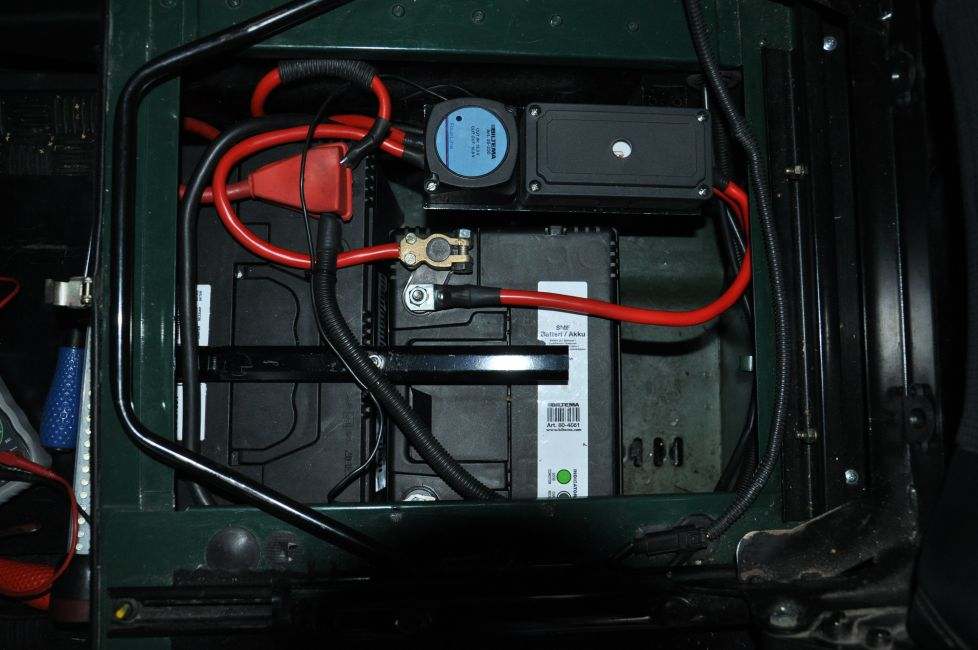 Land Rover Defender Puma Fuse Box Location