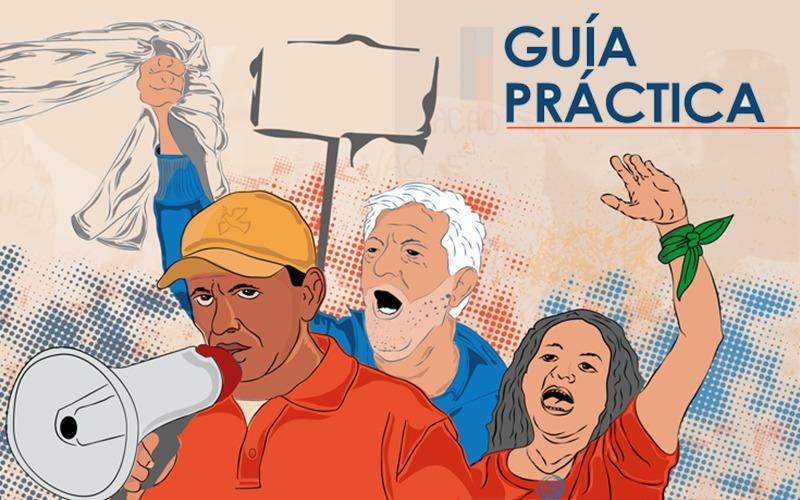 Defender el derecho a la Protesta Social en Colombia