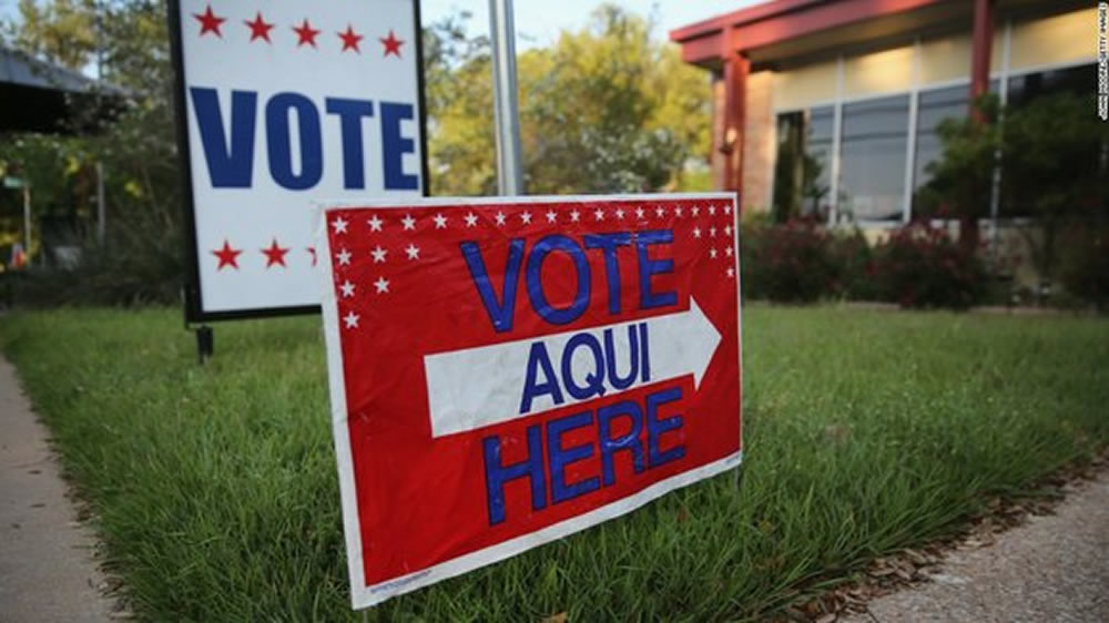 Texas voter ID laws ruled as 'discriminatory'