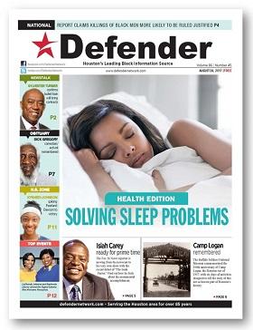August 24 Defender Health Edition