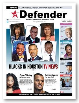 Houston Defender September 05, 2017