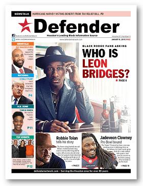 Houston Defender January 18