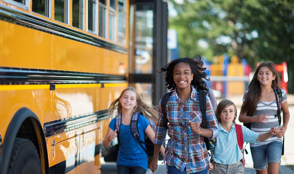 School Bus Safety- Back to School