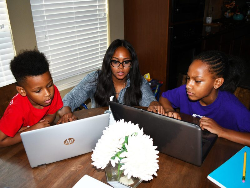 Virtual learning bill before TX Gov. Abbott may exclude many students of color