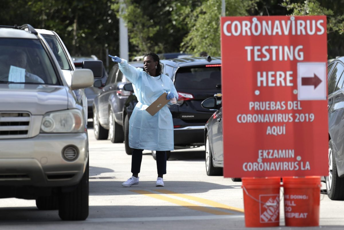 On election day ever, U.S. faces record surge of coronavirus cases