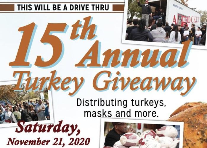 State Sen. Borris Miles' 15th Annual Turkey Giveaway