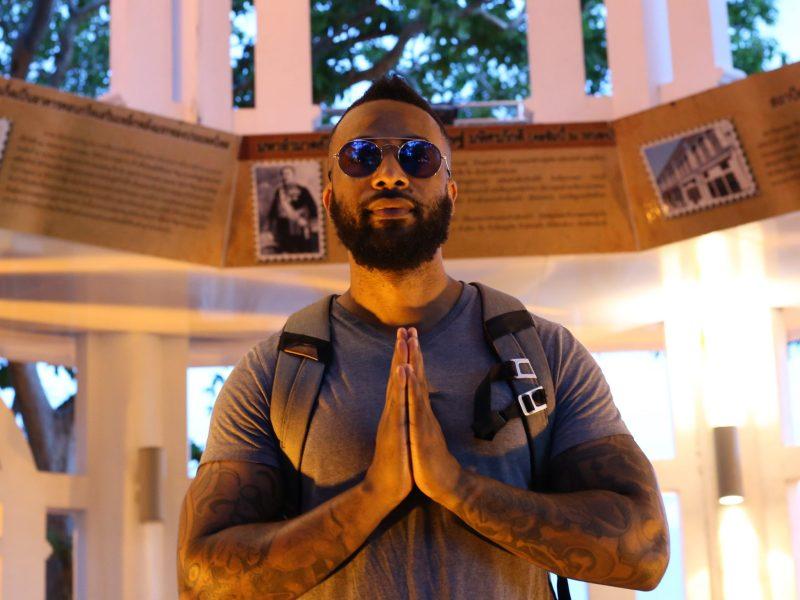Millennial Spotlight: Houston's Ikechi Ojore lets spirit lead, lives his passions