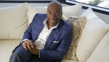 Byron Allen, theGrio launch TheGrio.TV and podcast 'What's In It For Us?'
