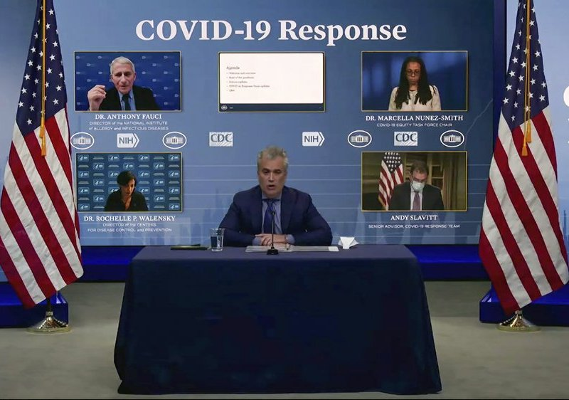 Virus will kill many more, WH projects as briefings resume