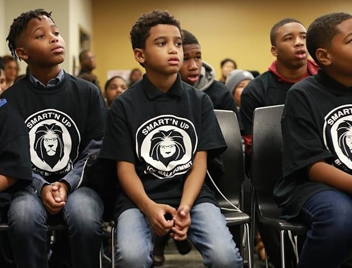 The 'Smart'n Up' Black Male Summit going virtual for 2021