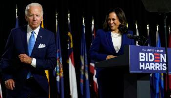 Biden, Harris addressing Black America during virtual Black History Month Celebration