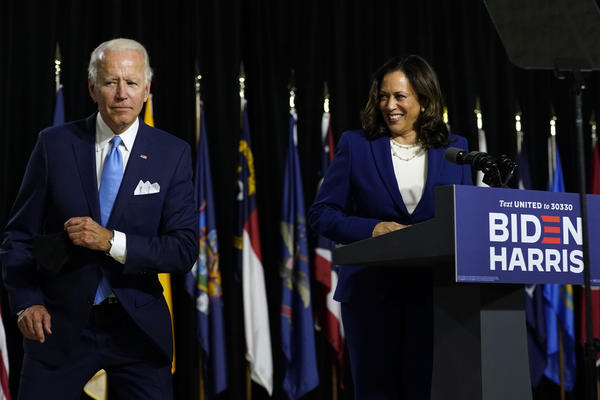 Biden, Harris addressing Black America during virtual Black History Month Celebration