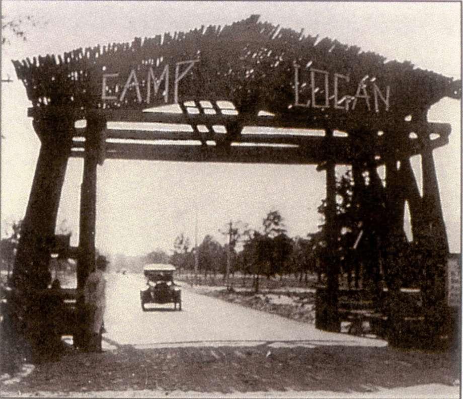 Houston's Camp Logan 'Riot' remembered