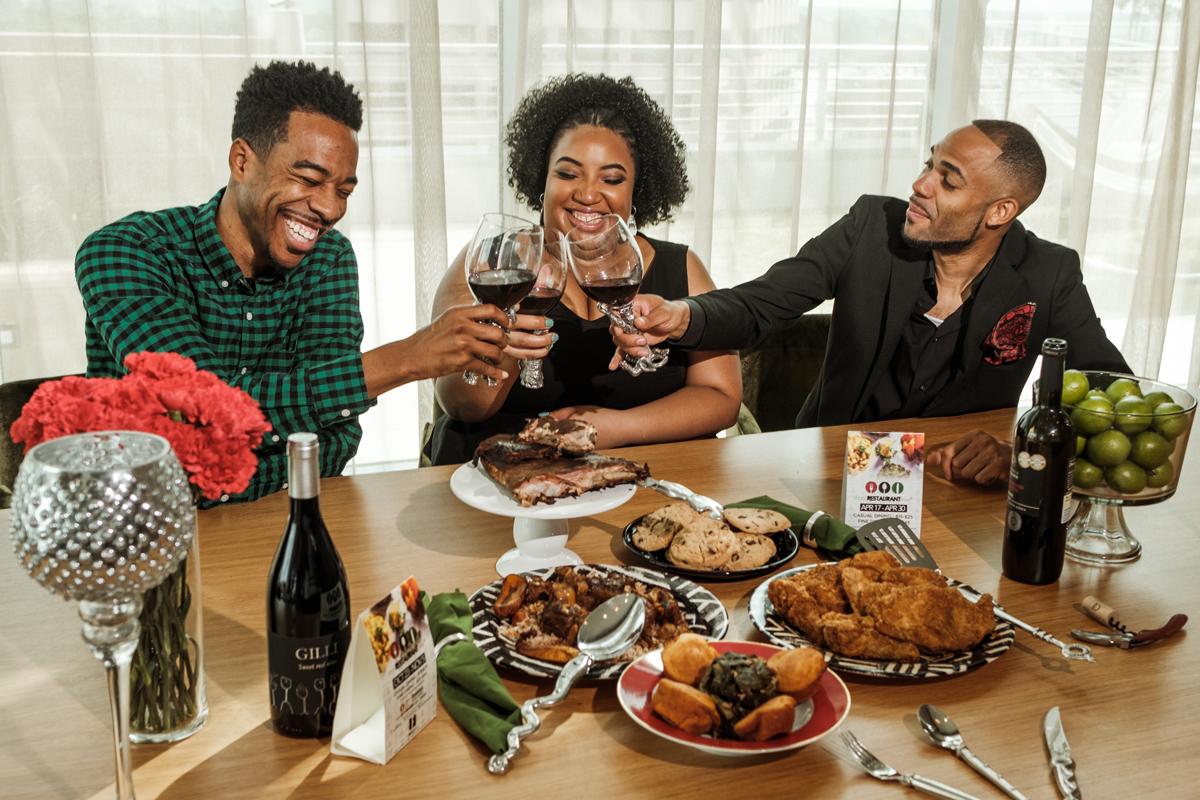 Houston Black Restaurant Week 2021 runs April 2 - 11